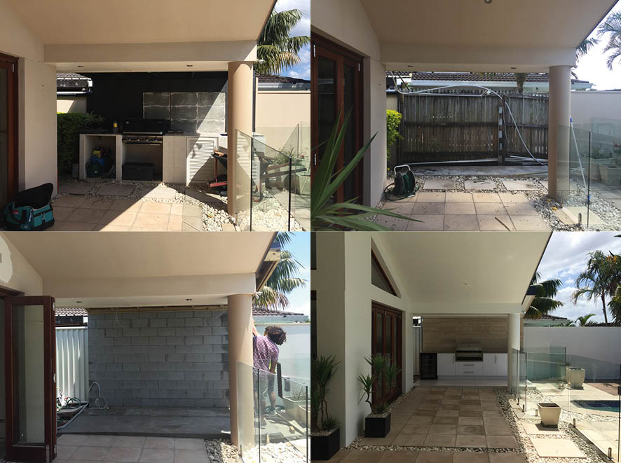 BBQ Gold Coast Home Renovation