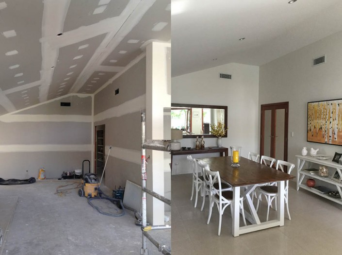 Dining 705x525 Gold Coast New Home Build