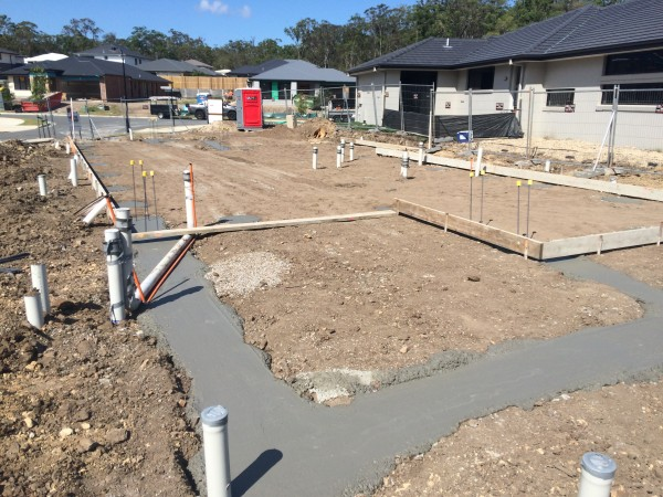 IMG 0173 e1481252128287 IN PROGRESS: New Home Build Pimpama