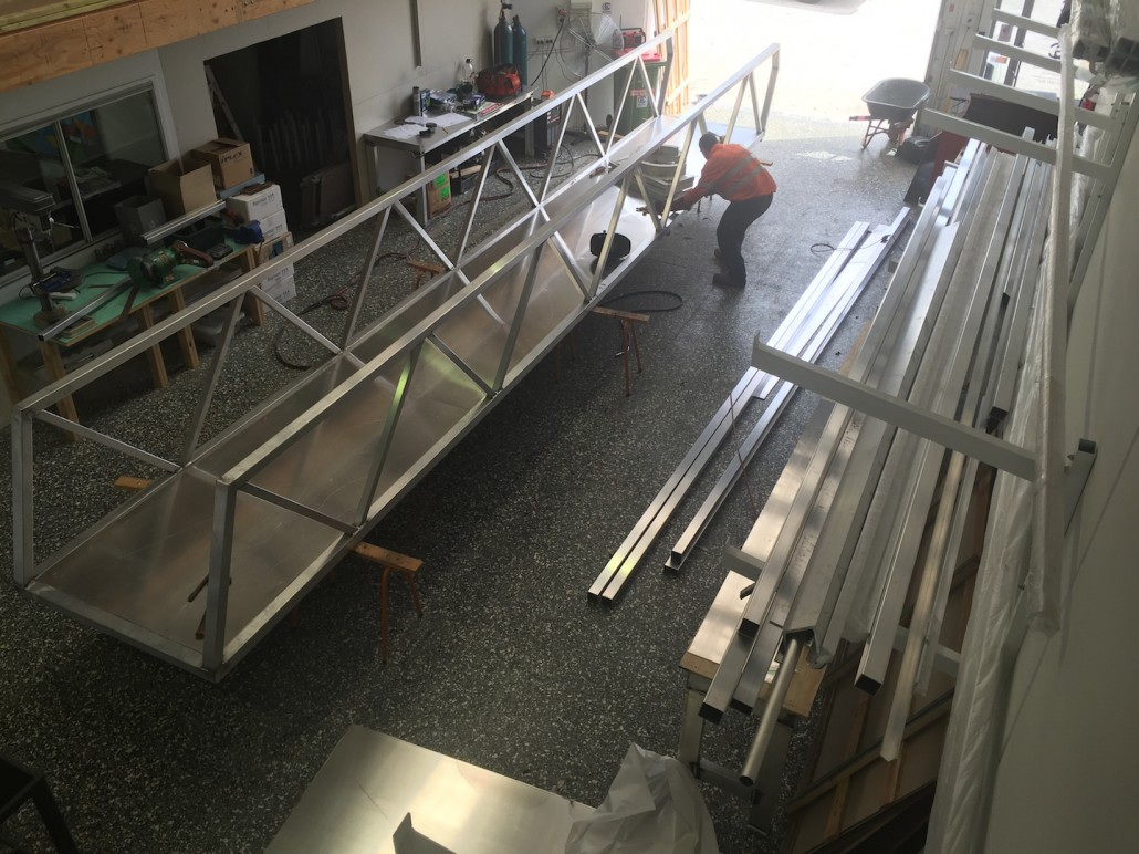 IMG 2778 1030x772 New Service   Aluminium Fabrication