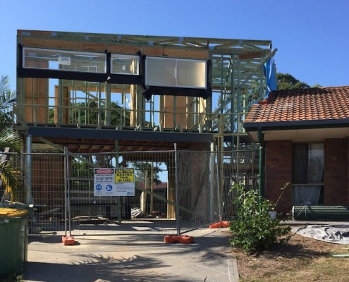 Brisbane Extension Project